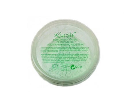 Kueshi Kueshi Multi-treatment Aloe Vera Removable Face Mask 20g