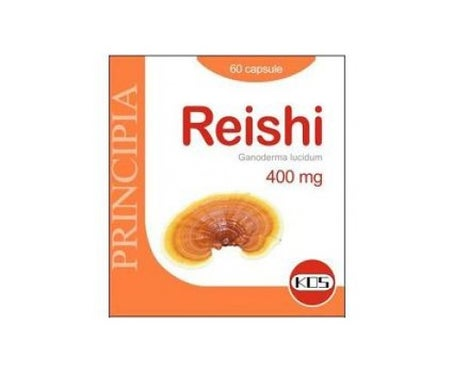 REISHI ESTR SEC 60 CPS 400MG