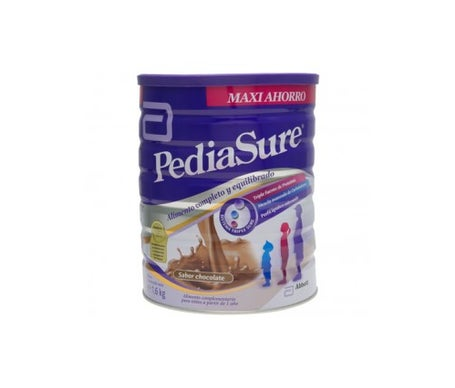 Pediasure Pack chocolate 2x1.6kg