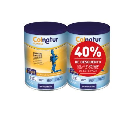 Colnatur Pack Complex Neutro 2x330g
