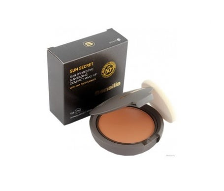 Sensilis Monocharme sombra ojos color bronze 3g