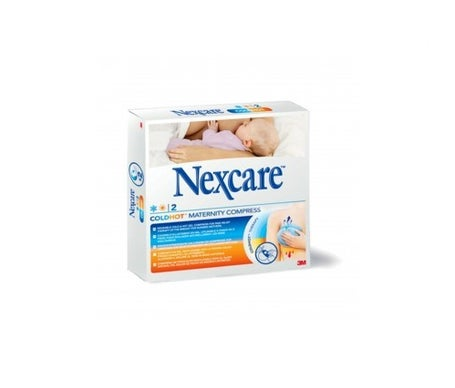 Nexcare ™ ColdHot Maternity Compress 2uds