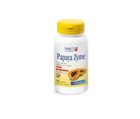 PAPAYA LONGLIFE ZYME 120TAV