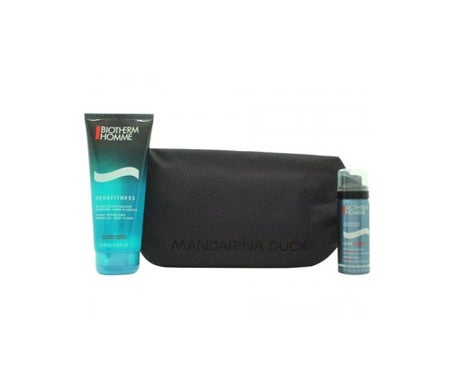 Aquafitness Set 200ml + 50ml + Beauty Case