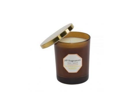 fragrâncias de pH Neroli de Vela Perfumada & Bergamota de Denim 180g