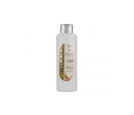 Verita Farma shower gel con extracto de avena 750ml