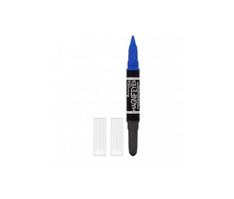 Rimmel Magnif'eyes Intense Long Lasting Double Pencil 004