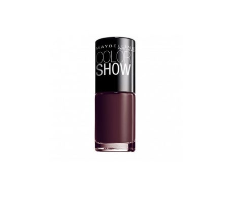 Maybelline Color Show Nail Lacquer 357 Burgundy Kiss