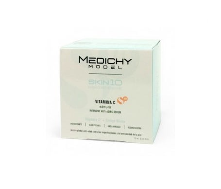 Medichy Model Sérum de Vitamina C S10  15ml