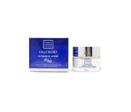 Plante System Cells Secret Youth Activator Day 50 ml