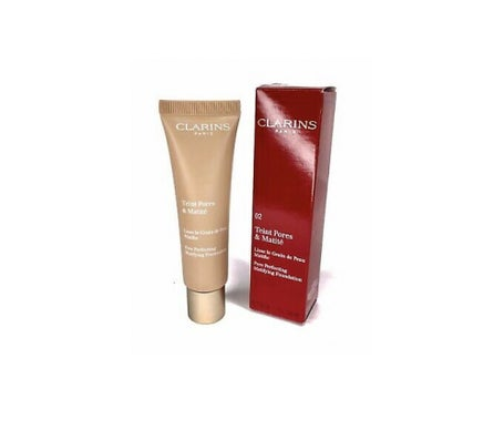 Pori Clarins Teint & Matite Matite Matifiying Foundation 02 30 Ml
