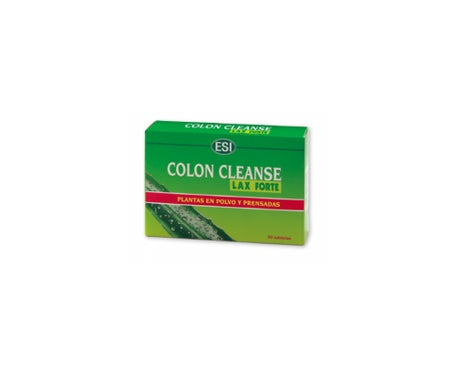 ESI Colon Cleanse Lax Forte 30 compresse
