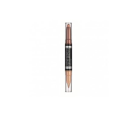 Rimmel Magnif'eyes Khol Double 006 Bold As Gold