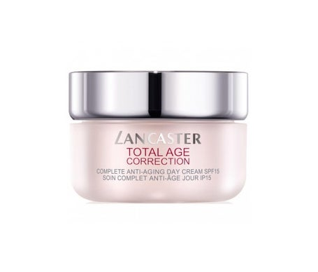 Lancaster Total Age Correction Rich Day Cream SPF15+ 50ml
