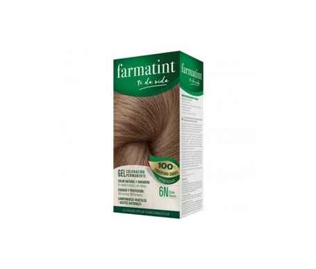 Farmatint 6N dunkelblond 60 ml