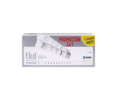 Kin FKD Plus Aufhellungsbehandlung 125ml+125ml