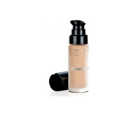 Sensilis MK Fluid Make-up amande Ton Nr. 02 30ml