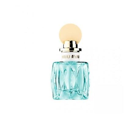 Miumiu L'eau Bleue Eau De Parfum 50ml Vaporizador