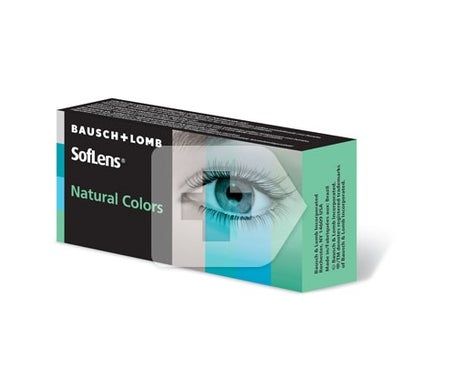 Bausch & Lomb Natural Colors verde 2uds