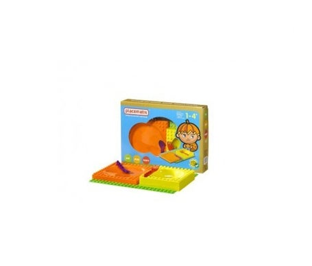 Set d'assiettes Placematix 1-4 ans 1 pc