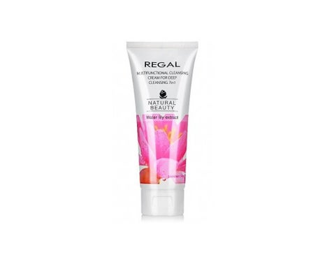 Regal Natural Beauty Crema Limpiadora Multifuncional 7 En 1 Para Todo Tipo De Piel 100 ml