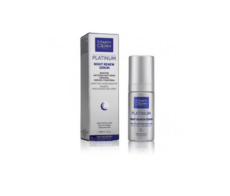 Martiderm™ Night Renew serum Platinum 30ml