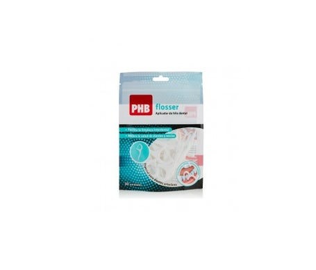 PHB Flosser PTFE flosser with applicator