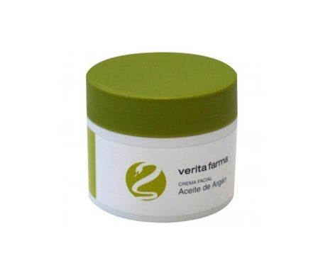 Verita Farma Facial Cream Argan Oil 50 ml