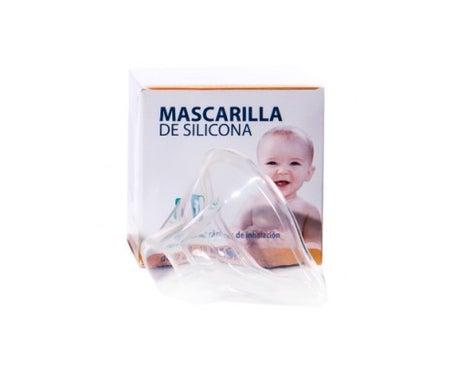Máscara de silicone para saúde pediátrica 0-18m Krt-ri