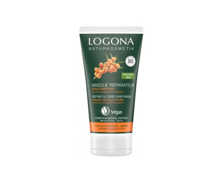 Logona Sanddorn Repair Maske 150ml