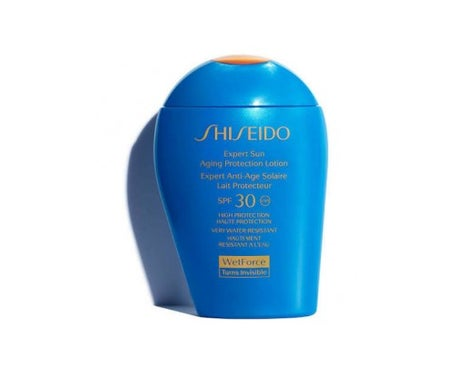 Shiseido Expert Sun Wetforce Lotion Spf30 100ml