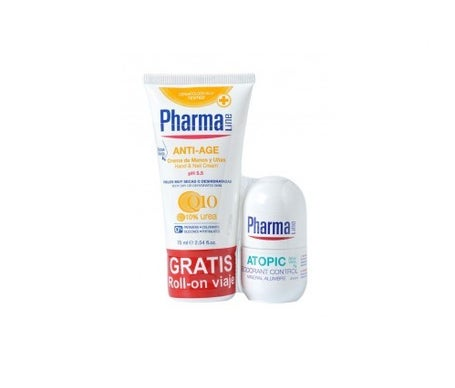 Pharmaline anti-age hand cream 75ml + deodorant 25ml