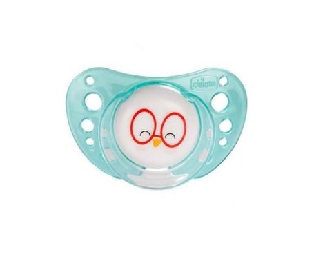 Chicco Pop Friends Chupete De Silicona 0-6m 1u