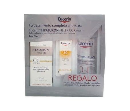 Eucerin™ Hyaluron Pack - Trattamento anti-età riempitivo per pelli chiare