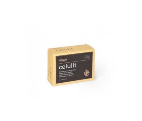 Clínica Goah Cellulit 60caps