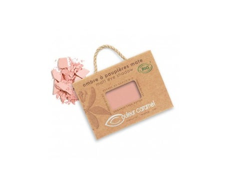 Couleur Caramel Ombre A Paupieres Mate Eye Shadow 17 Pi opaco