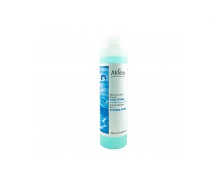 Aldem facial cleansing gel for thermal water 200ml