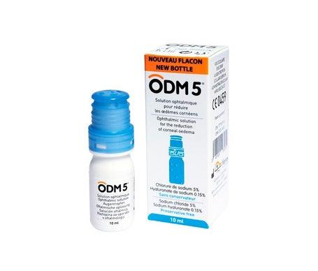 ODM 5 solución oftalmica hiperosmolar 10ml