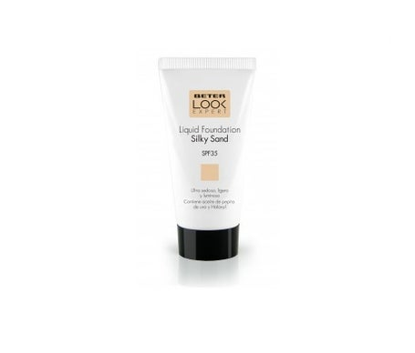 Beter Liquid Foundation Silki Sand cream