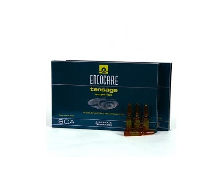Endocare Tensage Pack 2 x 10 fiale da 2 ml