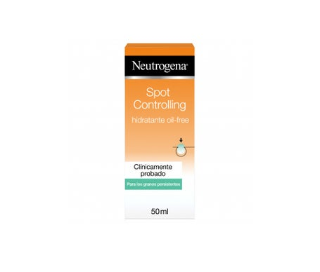 Neutrogena Visivelmente Clear Acne Hidratante Oil Livre 50ml