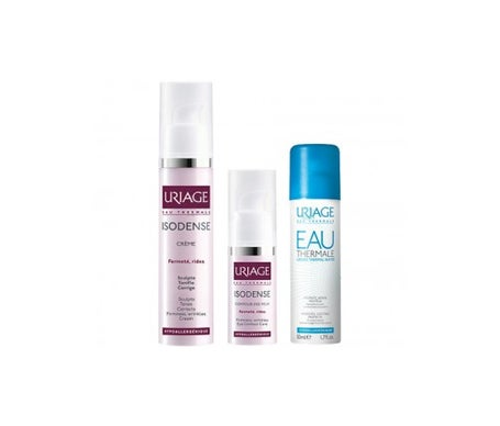 Uriage Pack Isodense Eye Contour 15ml+Cream 50ml+Thermal Water 50ml