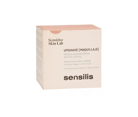 Sensilis Upgade Make-Up 04 Pêche Rose 30 ml