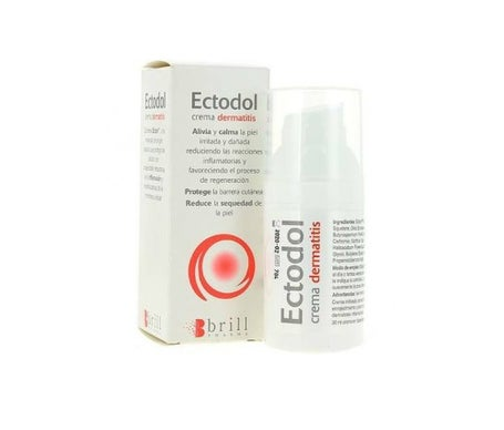 Brill Crema Anti Rojeces Dermatitis Ectodol 30ml