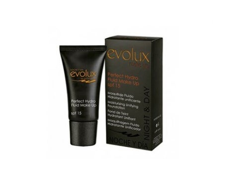 Evolux Perfect Hidro Fluid 12 SPF15+ Make-up 35ml