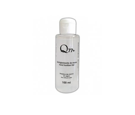 Q77+ Gel idroalcolico 100 ml