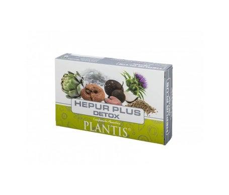 Plantis Hepur Plus Detox 90caps