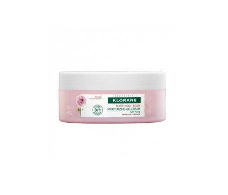 Klorane Moisturizing Cream-Gel with Peony 200 ml