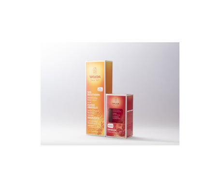 Weleda mar buckthorn leite corporal 200ml