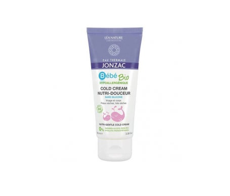 Jonzac Cold Cream Baby 100Ml